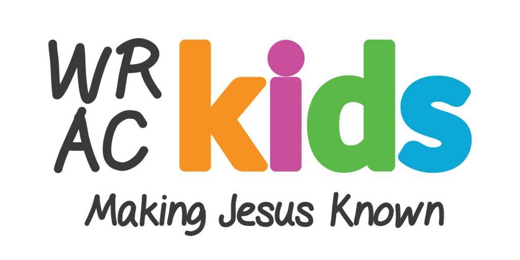 WRAC Kids logo